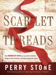 Scarlet Threads (e-bok) av Perry Stone