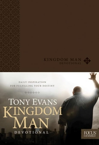 Kingdom Man Devotional (e-bok) av Tony Evans