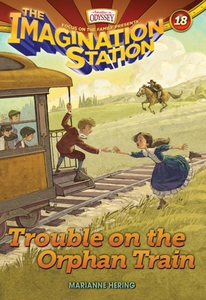 Trouble on the Orphan Train (e-bok) av Marianne