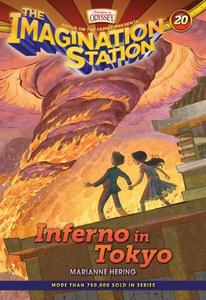 Inferno in Tokyo (e-bok) av Marianne Hering