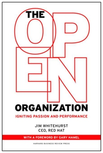 The Open Organization (e-bok) av Jim Whitehurst