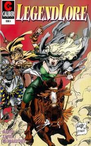 Legendlore #4 (e-bog) af Joe Martin, Philip Xavier