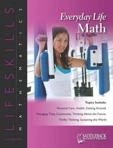 Everyday Life Math (e-bok) av Saddleback Educat