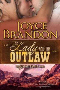 The Lady and the Outlaw (e-bok) av Joyce Brando