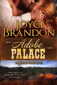 Adobe Palace (e-bok) av Joyce Brandon