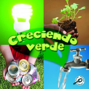 Creciendo verde (Growing Up Green) (e-bok) av J