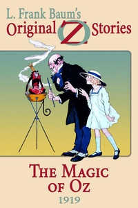 The Magic of Oz (e-bok) av L. Frank Baum