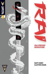 Rai (2014) Issue 3 (e-bok) av Matt Kindt, Clayt