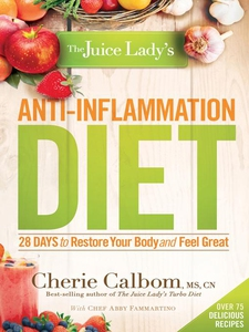 The Juice Lady's Anti-Inflammation Diet (e-bok)