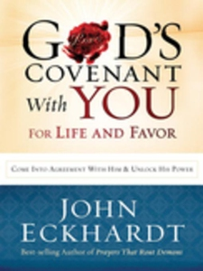God's Covenant With You for Life and Favor (e-b