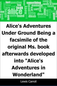 Alice's Adventures Under Ground (e-bog) af Lewis Carroll