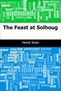 The Feast at Solhoug (e-bok) av Henrik Ibsen