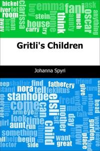 Gritli's Children (e-bok) av Johanna Spyri