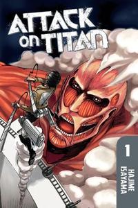 Attack on Titan Sampler (e-bok) av HAJIME ISAYA
