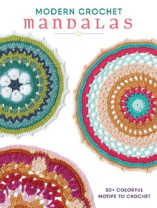 Modern Crochet Mandalas (e-bok) av