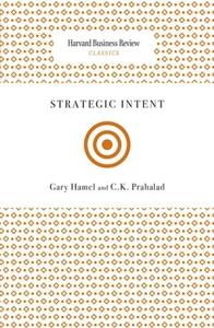 Strategic Intent (e-bok) av Gary Hamel, C. K. P