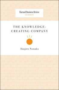 The Knowledge-Creating Company (e-bok) av Ikuji