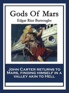 Gods Of Mars (e-bok) av Edgar Rice Burroughs