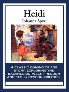 Heidi (e-bok) av Johanna Spyri