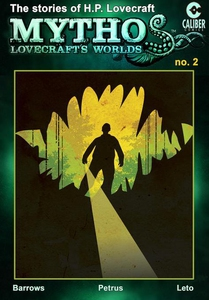 Mythos #2 (e-bok) av Brandon Barrows, HP Lovecr