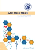 AYDIN JOURNAL OF HEALTH