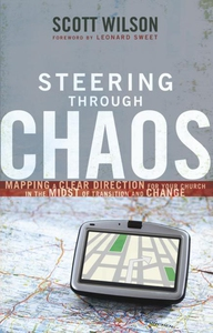 Steering Through Chaos (e-bok) av Scott Wilson