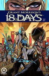 Grant Morrison's 18 Days #1 (e-bok) av Grant Mo