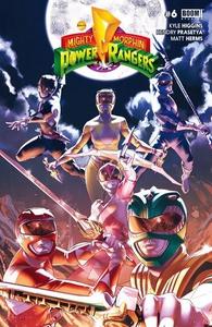 Mighty Morphin Power Rangers #6 (e-bok) av Kyle