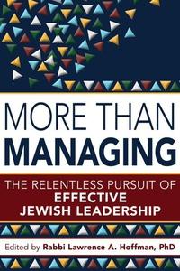More Than Managing (e-bok) av