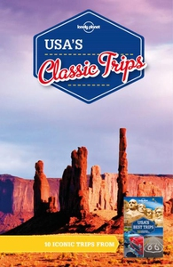 Lonely Planet USA's Classic Trips (e-bok) av Lo