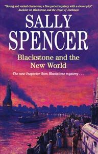 Blackstone and the New World (e-bok) av Sally S