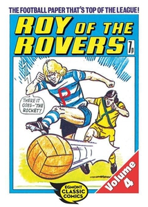 Roy of the Rovers Volume 4 (e-bok) av Tom Tully