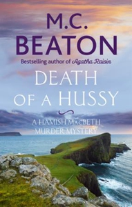 Death of a Hussy (ebok) av M.C. Beaton