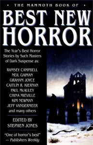 The Mammoth Book of Best New Horror 2003 (ebo