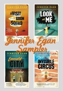 Jennifer Egan Sampler (ebok) av Jennifer Egan