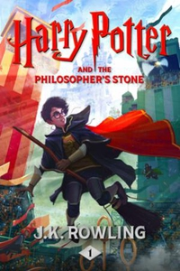 Harry Potter and the philosopher's stone (ebo