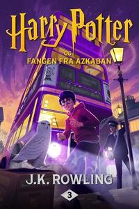 Harry Potter og fangen fra Azkaban (ebok) av