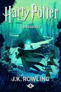 Harry Potter og ildbegeret (ebok) av J.K. Row