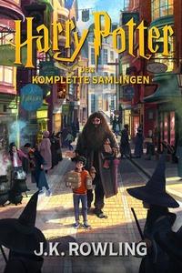 Harry Potter (ebok) av J.K. Rowling