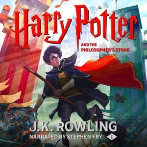Harry Potter and the philosopher's stone (lyd