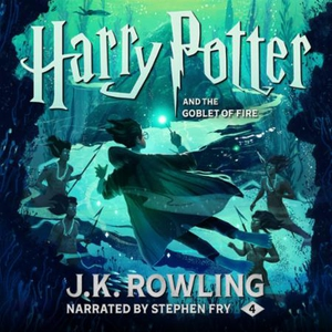 Harry Potter and the goblet of fire (lydbok)