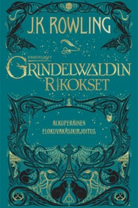 Ihmeotukset:Grindelwaldin rikokset (ebok) av