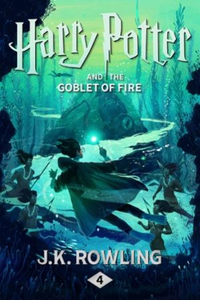 Harry Potter and the goblet of fire (ebok) av