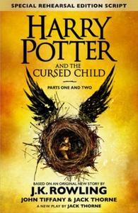 Harry Potter and the cursed child (ebok) av J