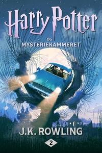 Harry Potter og mysteriekammeret (ebok) av J.
