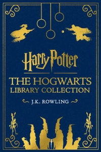 The Hogwarts library collection (ebok) av J.K