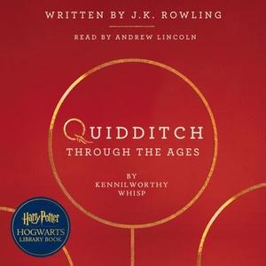 Quidditch through the ages (lydbok) av J.K. R