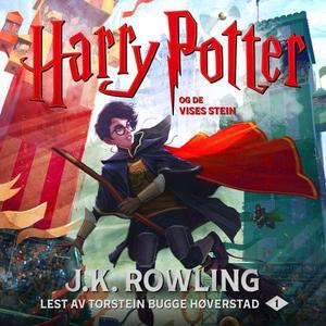 Harry Potter og de vises stein (lydbok) av J.