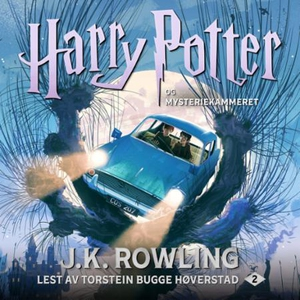 Harry Potter og mysteriekammeret (lydbok) av