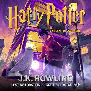 Harry Potter og fangen fra Azkaban (lydbok) a